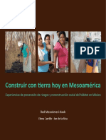 Construir Con Tierra Hoy en Mesoamérica