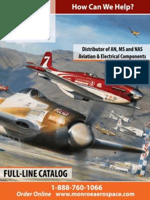 Floating Monadnock Aircraft Clip Nut U Speed Nutplate 20+20 Screws