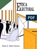 Jose A. Silie Gaton - Etica electoral.pdf
