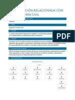 Organización Relacionada Con La Ingeniería Civil