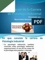 Esther Martinez - Infotecnologia - Psicologia Industrial