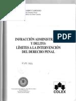 NAVARRO CARDOSO, Fernando. Infracción Administrativa y Delito Límites a la Intervención del Derecho Penal.pdf
