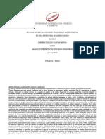Mapa Conceptual Analisis e Interpretacion de Los Estados Financieros