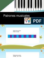 Patrones musicales
