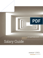 PL Salary Guide 2017 Legal