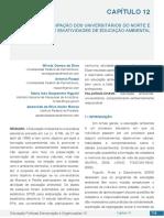 Silva, Roazzi, Higuchi & Barros (2019). Participação Dos Universitários Do Norte e Nordeste Em Atividades de Educação Ambiental