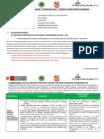 Matriz de CYT-VII CICLO y Enfoques Tranversales