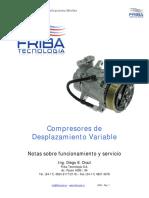 Compresores Variables - B