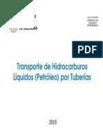 Transporte de HC Liquidos Ejercicios II (22.04.19)
