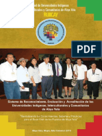 Red de Universidades Indígenas, Interculturales y Comunitarias de  Abya Yala