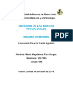 Recurso de Revision PDF