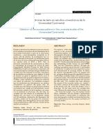 Detección de patrones de éxito en estudios universitarios de la Universidad Continental