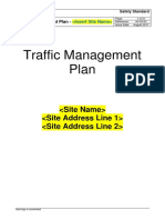 03-03-03 Traffic Management Plan Template.docx