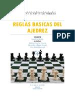 Reglas Basicas Del Ajedrez