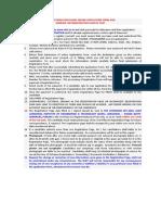 Instructions Online Applicationform