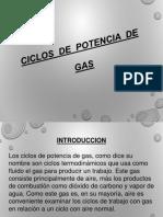 Ciclo de Potencia de Gases Grupo 1