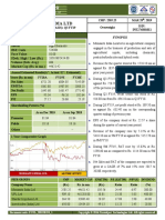 Monsanto India Ltd Result Update - Firstcall