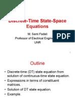 DTState Space