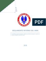 Reglamento Interno Ley 20.584