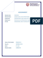 Assignment_Kaizen and Lean Culture.docx