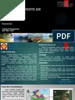 Ujian Hasil, Desain Objek Wisata Air Di Danau Poso