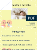 Psicopatologia Del Bebe