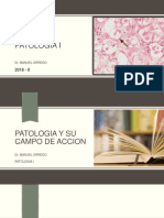 1-Patologia Clase 1 y 2- 2017