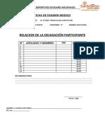 Ficha Medica