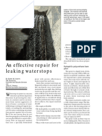 Concrete Construction Article PDF_ an Effective Repair for Leaking Waterstops