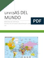 Divisas Del Mundo (PDF)