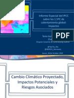 06 Presentación de Tania Guillén Bolaños, Chapter scientist-Informe 1.5ºC.pdf