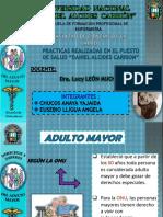 DERECHOS Y DEBERES DEL ADULTO MAYOR