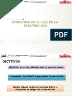 Seguridad en El Uso de La Electricidad