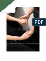 Informe Epidemiologico Sobre Violencia Familiar