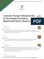 Henry Navarro Línea Actividad 1.1