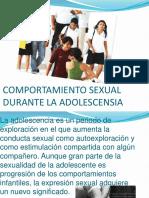 adolescentes y sus sexualidad