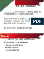Bases Adminitrativas y CONTRATOS