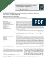 PAPER Evaluación Sísmica de Los Edificios de Mampostería Típicos de Barcelona Aplicando La Metodología Risk-UE