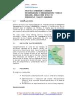 Propuesta Técnica Económica Dc-contratistas