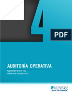 Papeles de Trabajo de La Auditoria Operativa