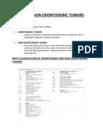 Benign non odontogenic tumors write up.docx