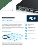MGS3750-28F