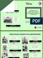 Equipos de laboratorio UNSA