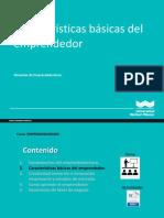 Emprendedurismo 2018 II.