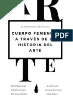 La Representacion Del Cuerpo Femenino a Traves de La Historia Del Arte