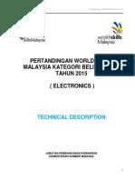 Technical Description WSMB2015 Electronics