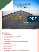 Application of Laser in Highway