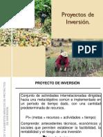 Clase 01 - Proyectos de Inversión
