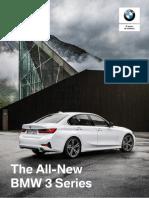 Ficha técnica The All-New BMW 320d Executive