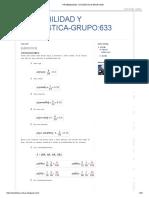 Probabilidad y Estadística-estudi Poarcial 2 Corte